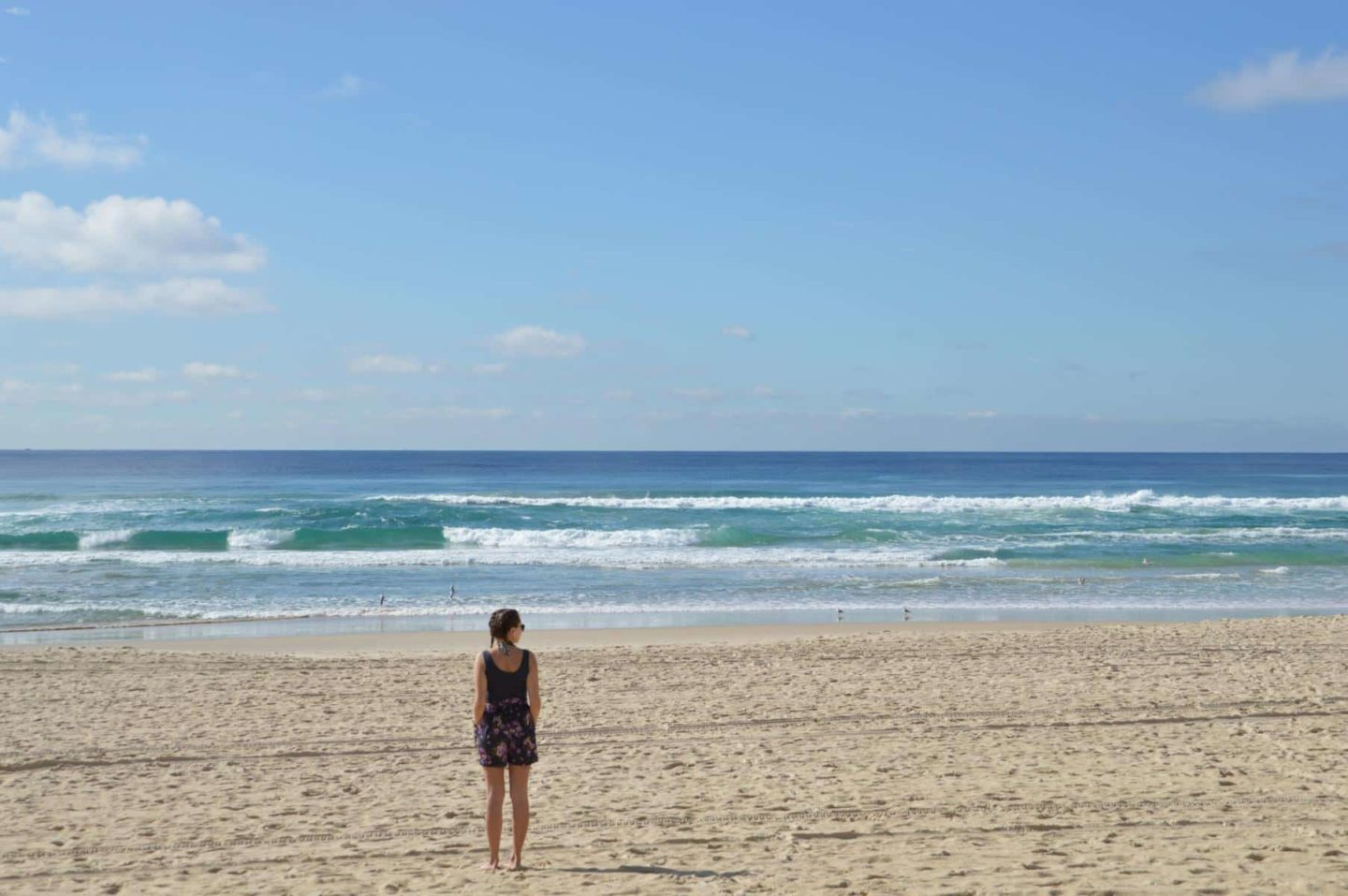 Salt Air on the Beach – Beachfront Apartment Gold Coast