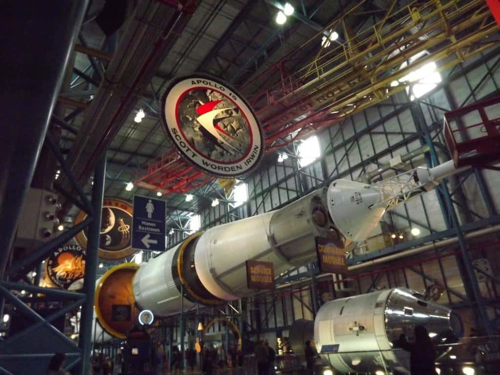 Kennedy Space Center - Ein Tag in Cape Canaveral