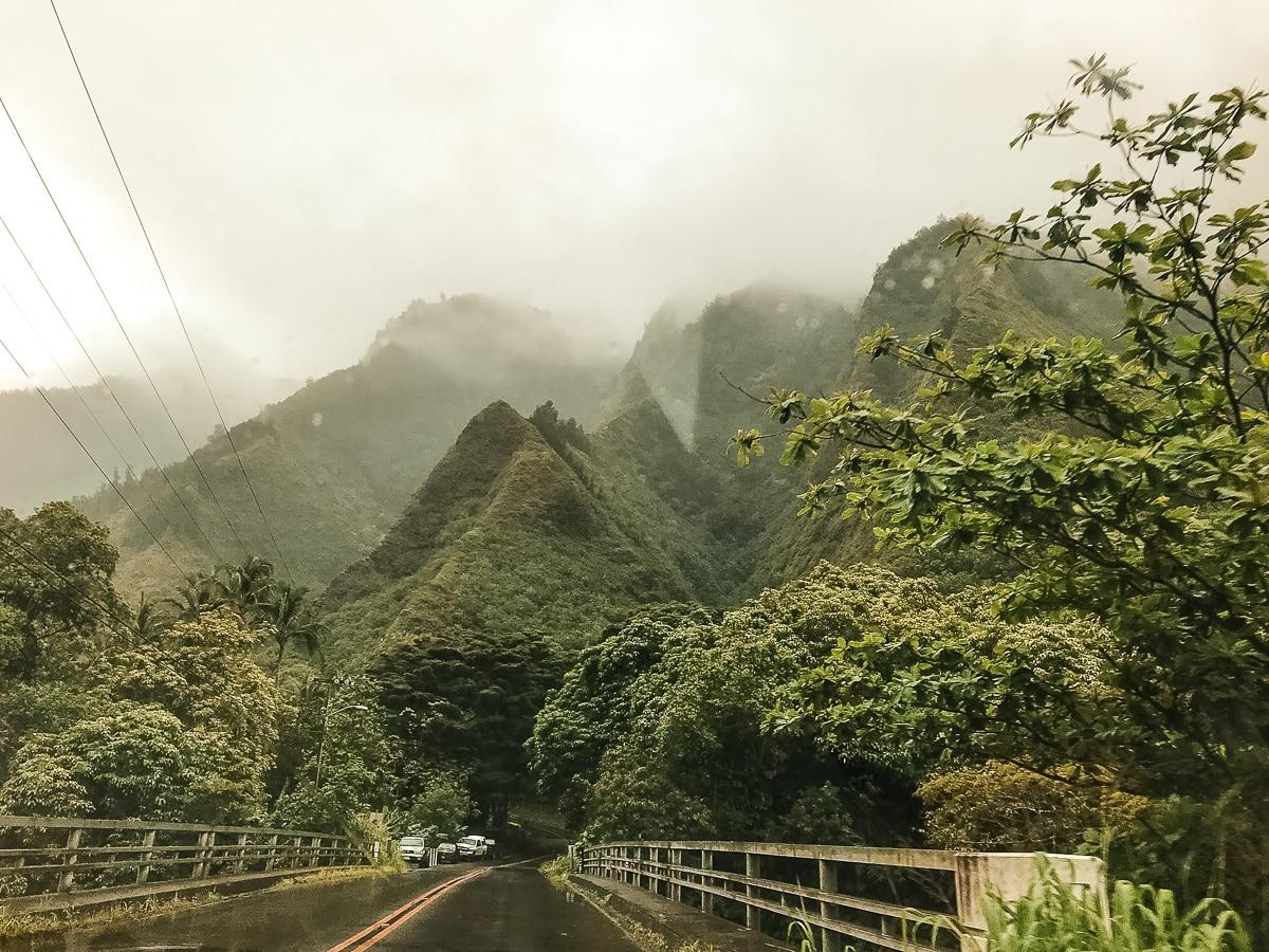 Iao Valley auf Maui