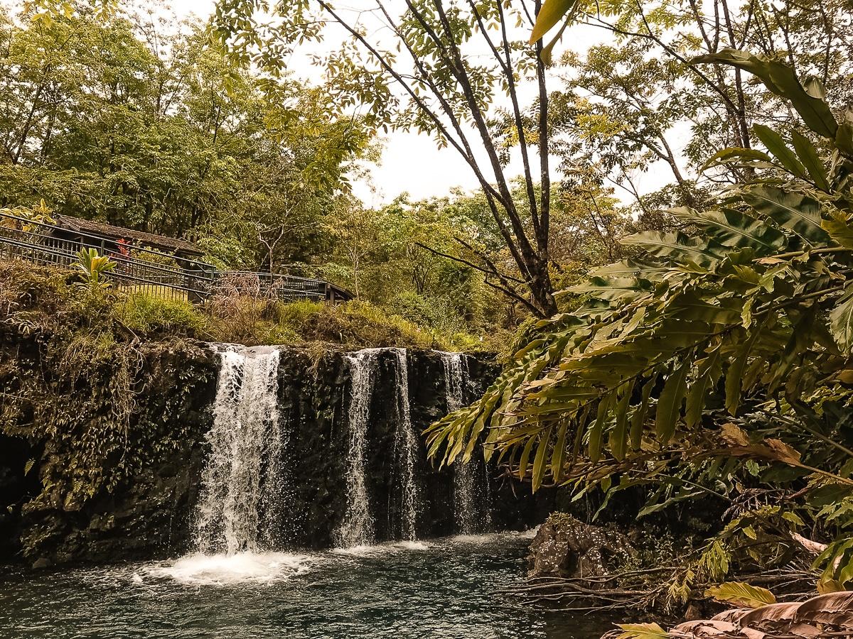 Wasserfall auf Maui