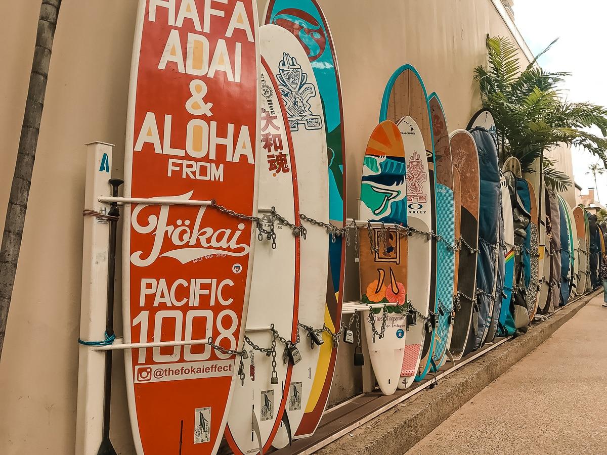 Hawaii Reiseberichte