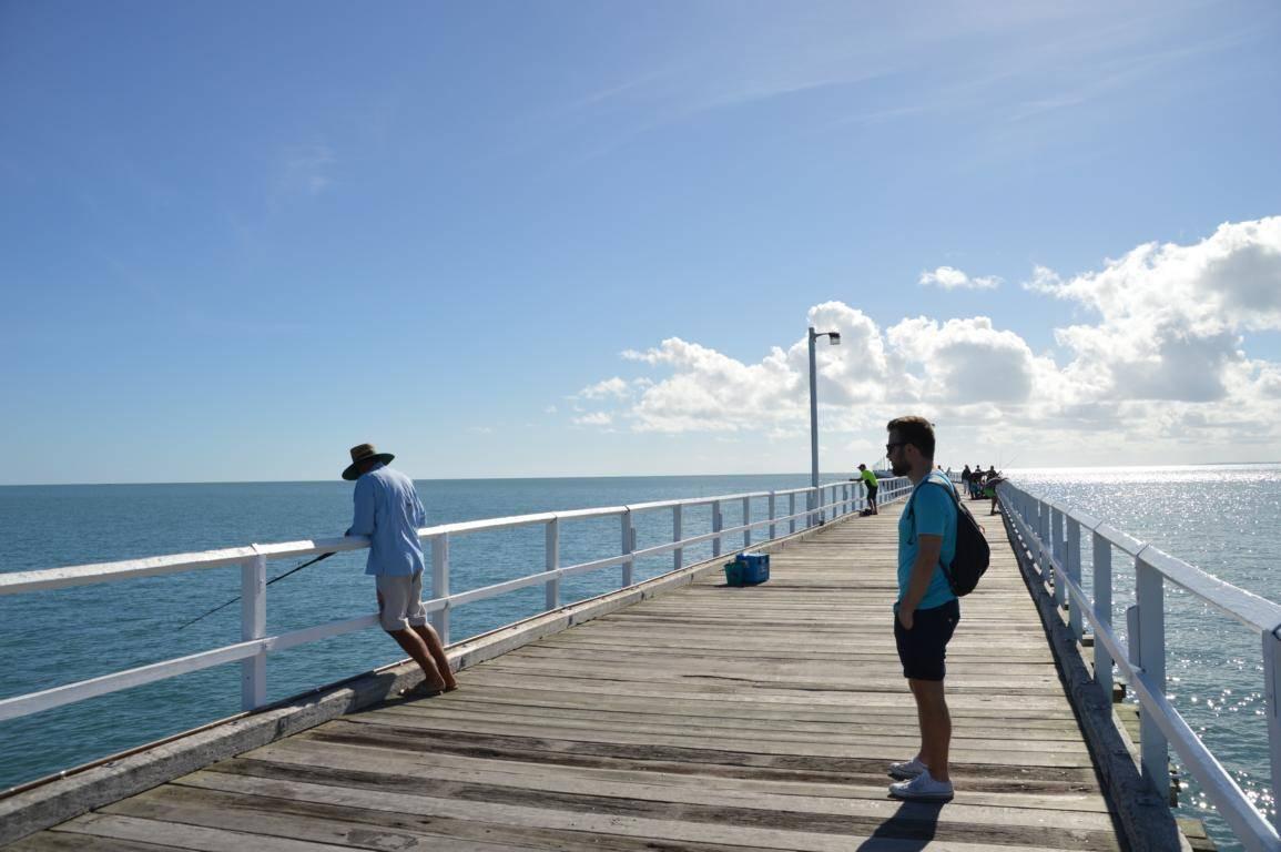 Hervey Bay - keine Wale, dafür Entspannung pur