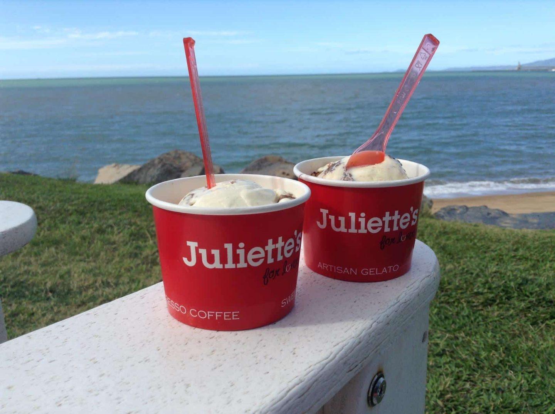 Juliette's Gelateria Townsville