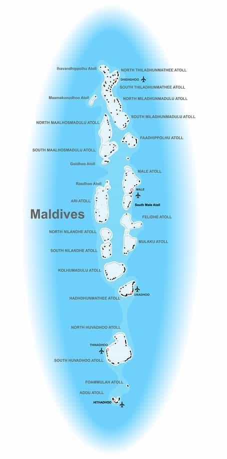 Malediven - Der ultimative Guide für das Inselparadies