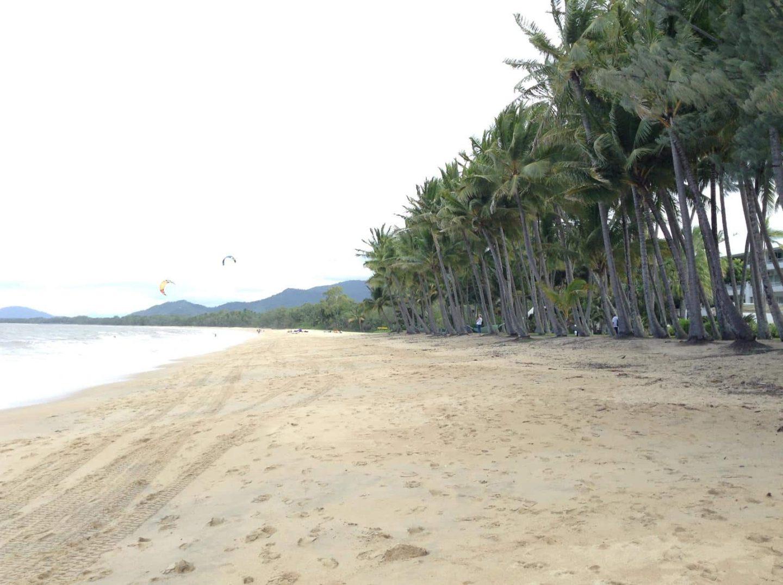 Palm Cove (Cairns) - Idylle und ein Strand der nicht endet