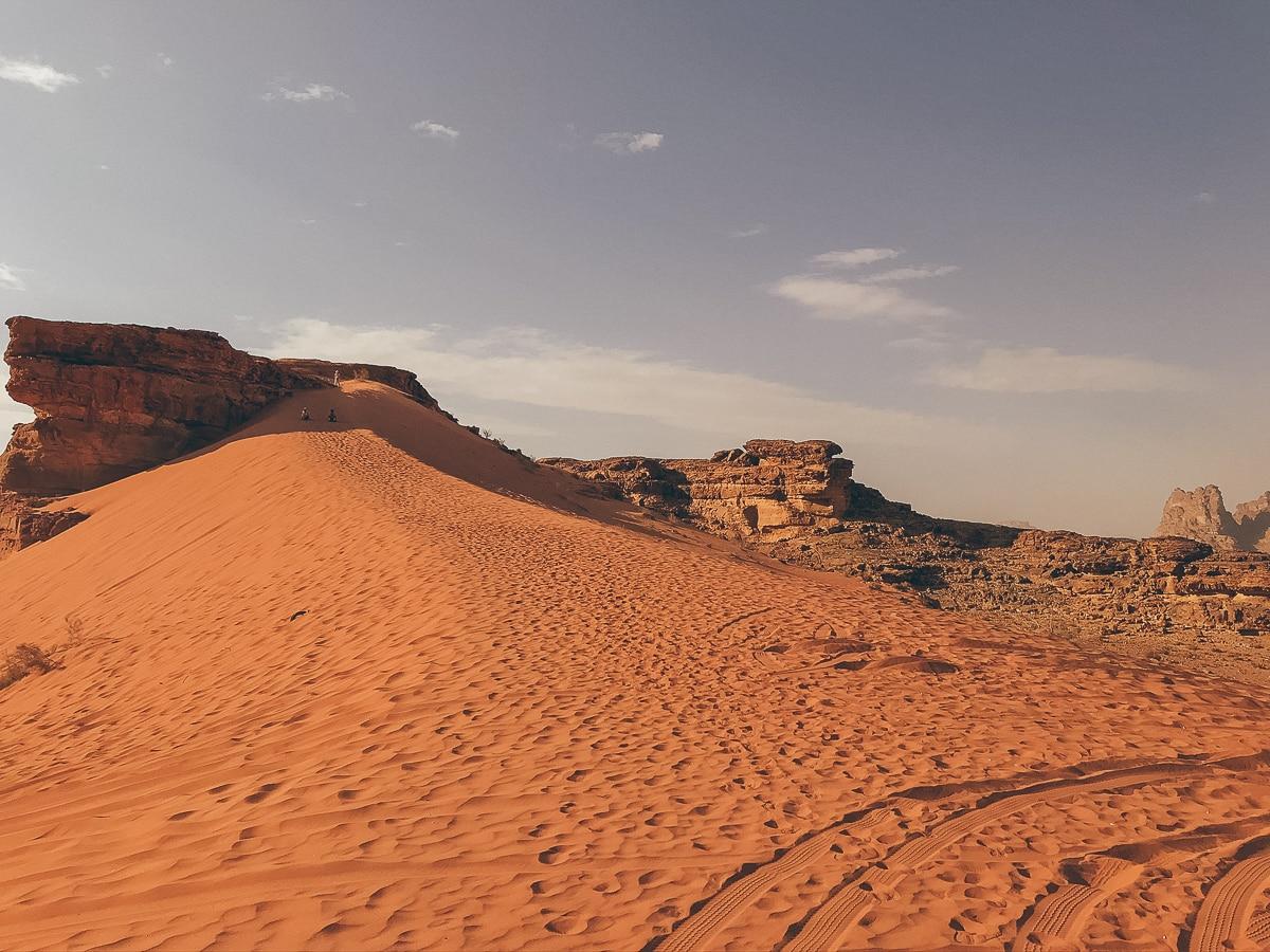 Wadi Rum – Ein Tag in Jordaniens Wüste