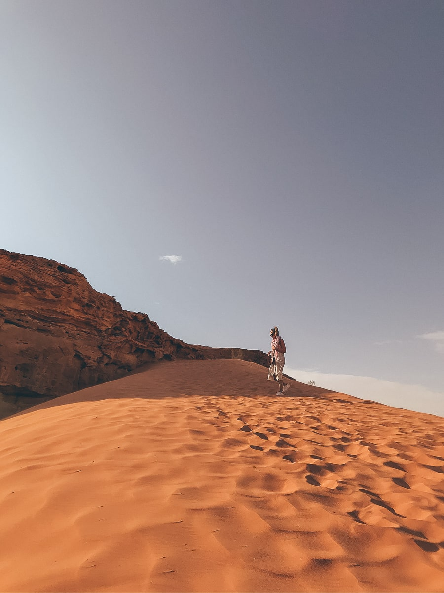 Wadi Rum Ausflug