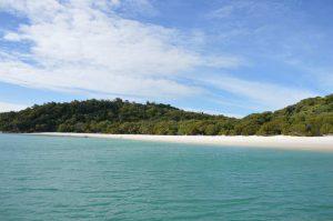 Australische Inseln an der Ostküste