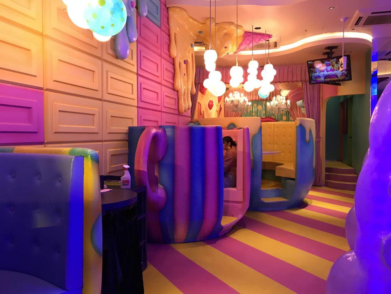 Monster Cafe Tokio