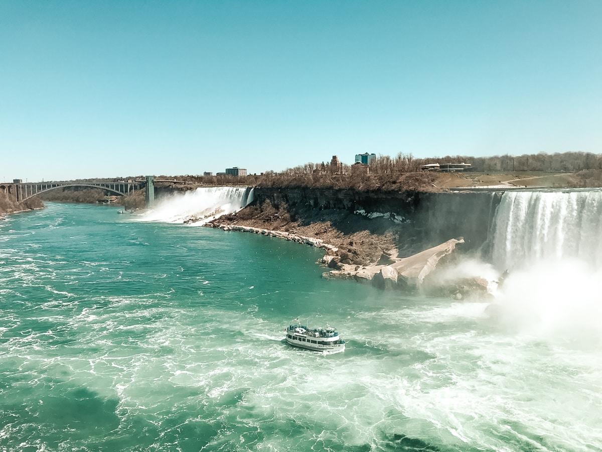Niagarafälle - Tagesausflug von Toronto