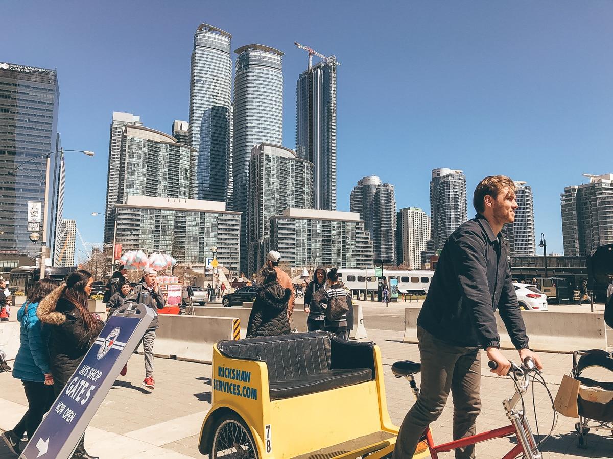 Toronto Stopover - Tipps & Sehenswürdigkeiten