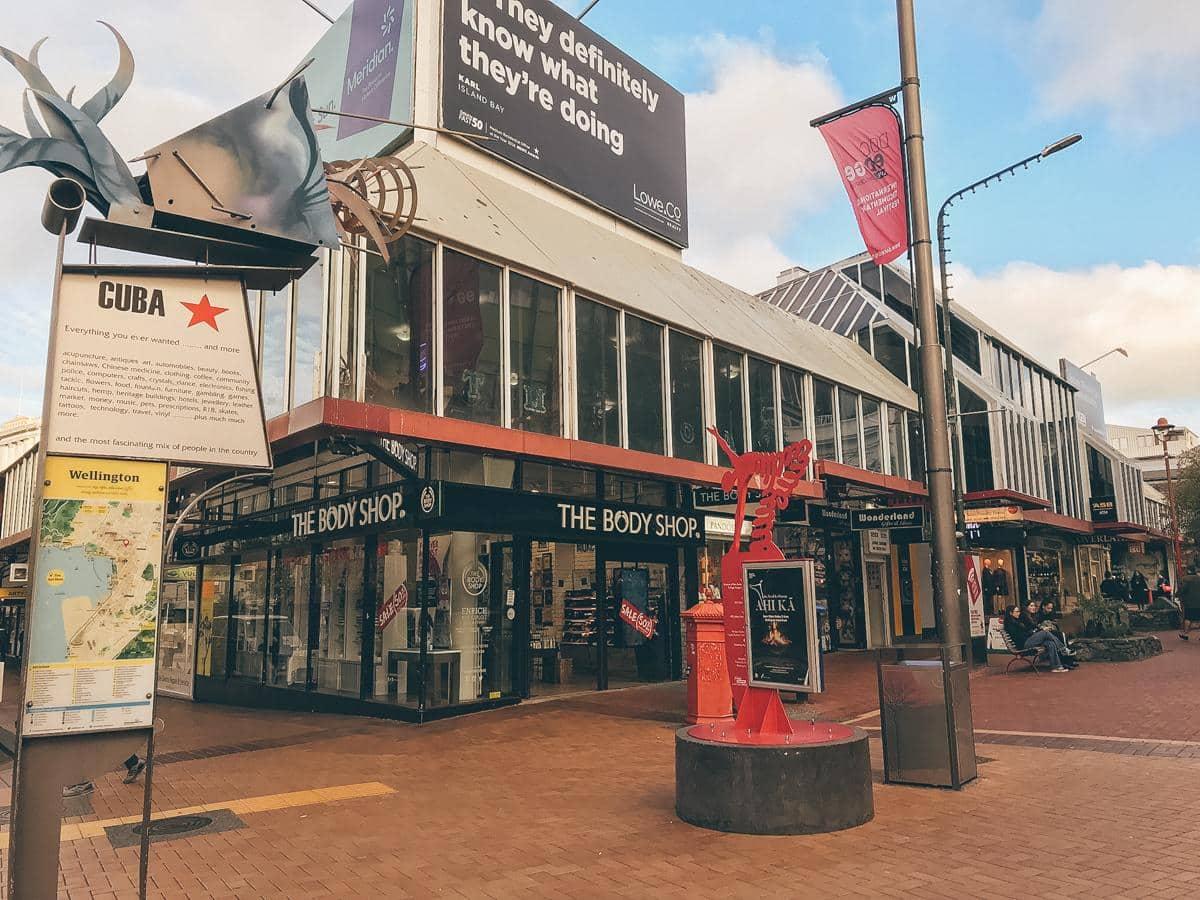 Wellington - Tipps & Sehenswürdigkeiten für Neuseelands Hauptstadt