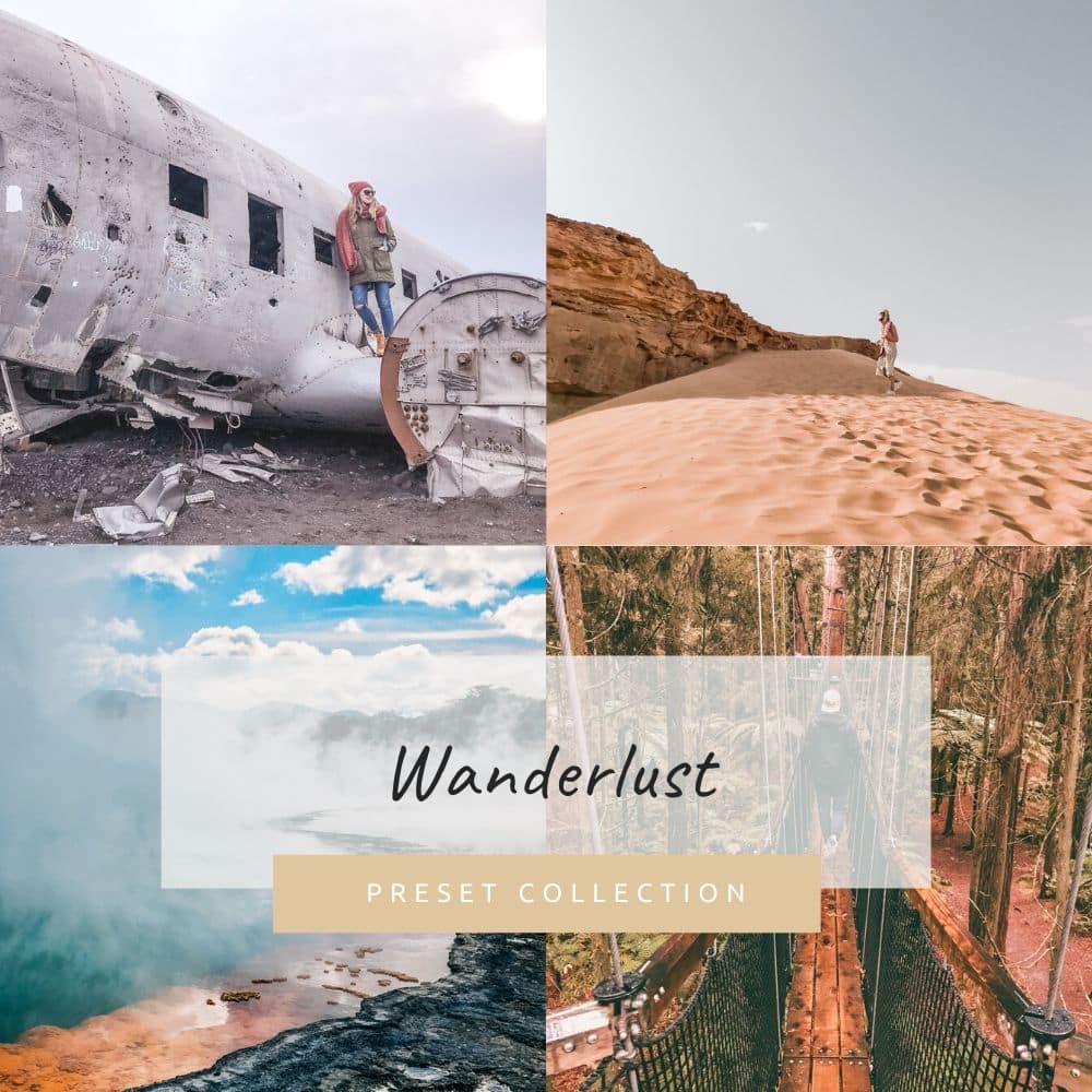 Wanderlust Reise Presets