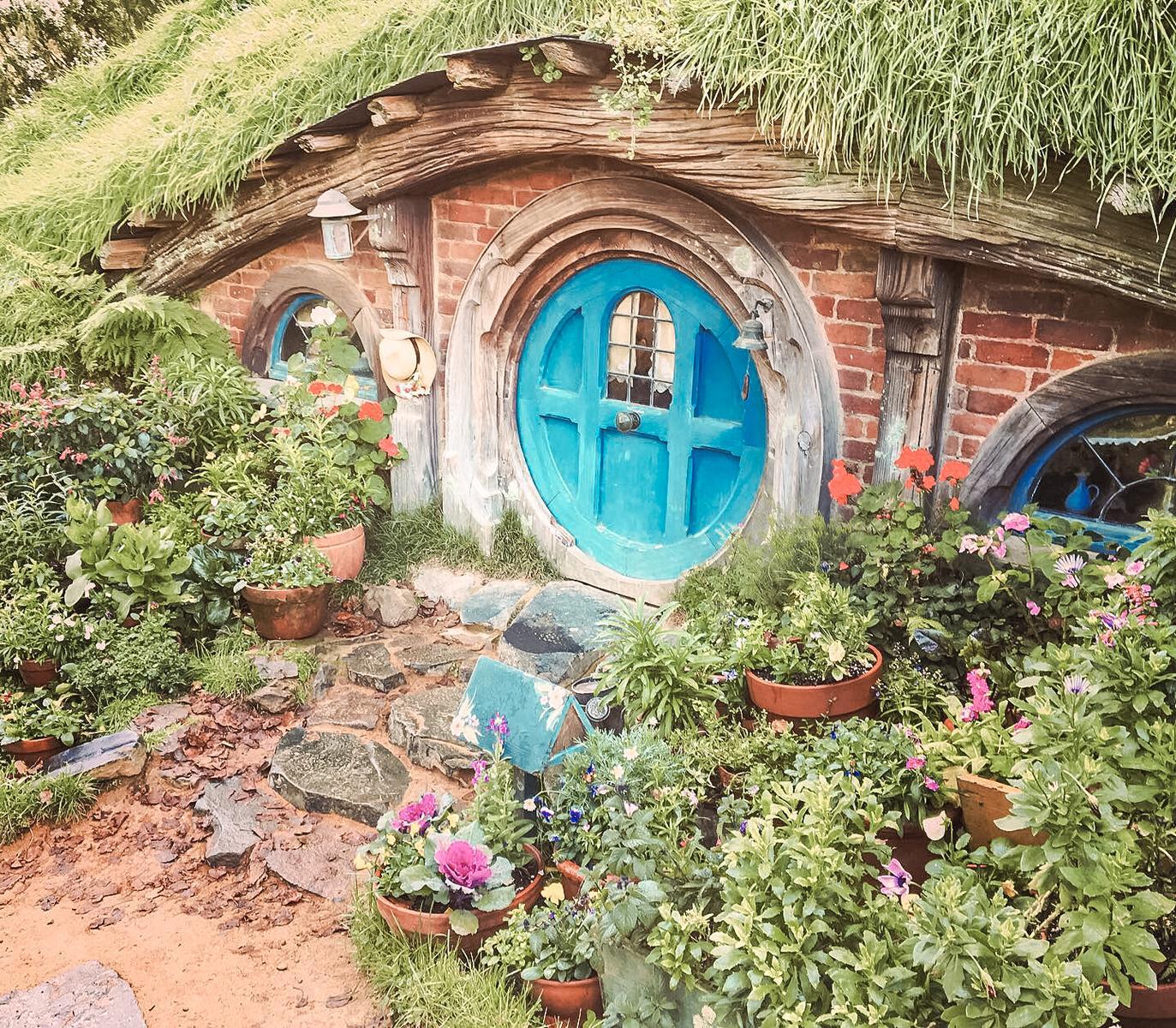 Hobbiton Neuseeland: zu Besuch beim Auenland in Mittelerde
