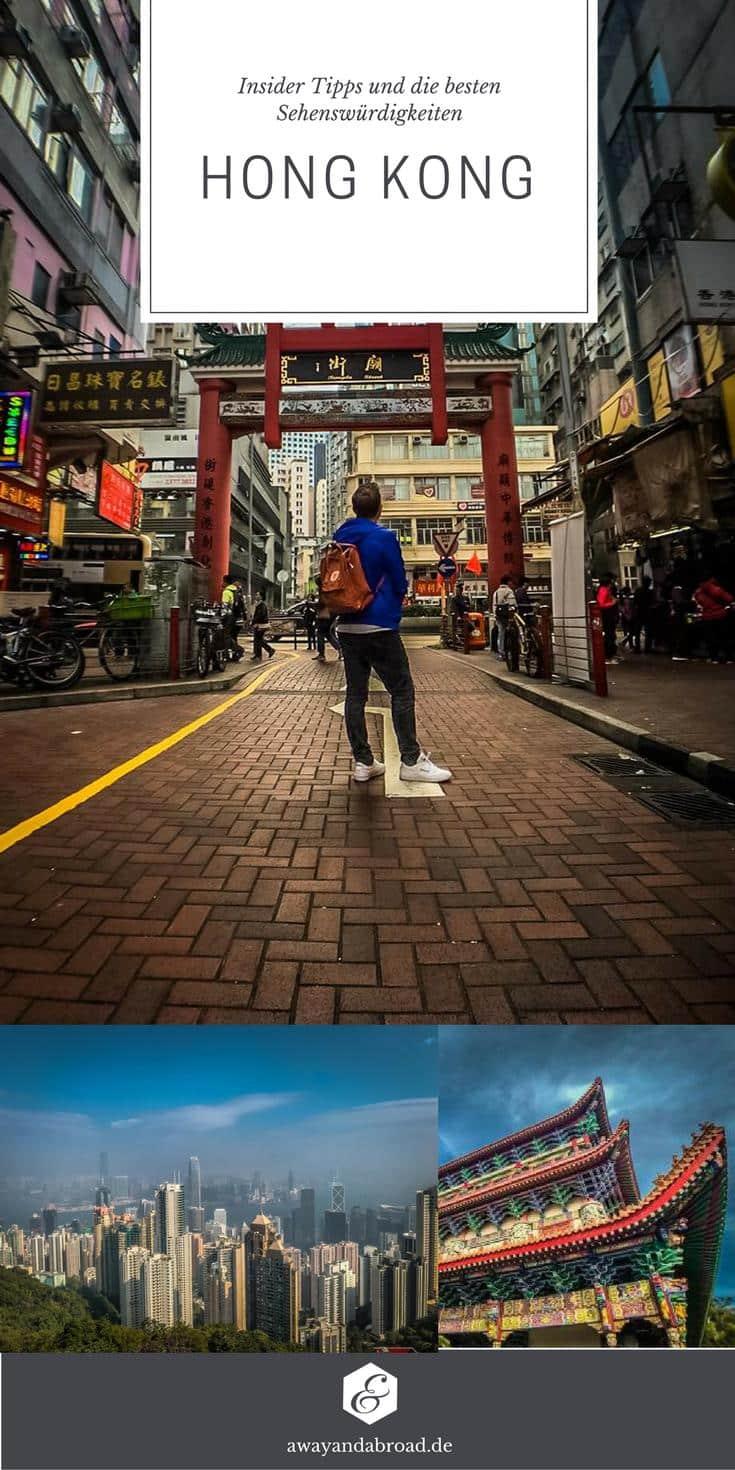 Hong Kong Tipps & die besten Sehenswürdigkeiten